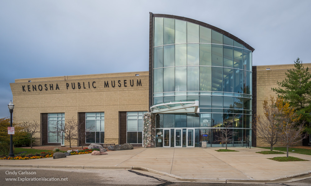Kenosha Public Museum - photo Cindy Carlsson